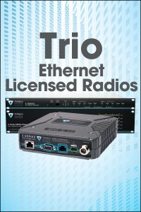 The Trio ER45e features flexible communication and tight security.