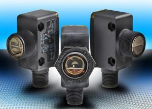 A new photoelectric sensor line offers 18mm rectangular plastic DC models.