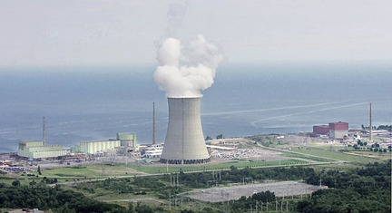A leak forced the Nine Mile Point Unit 2 reactor to shut down over the weekend.