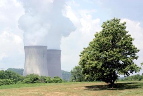 The NRC downgraded PPL's Susquehanna nuclear power plant Unit 1 near Berwick, PA.