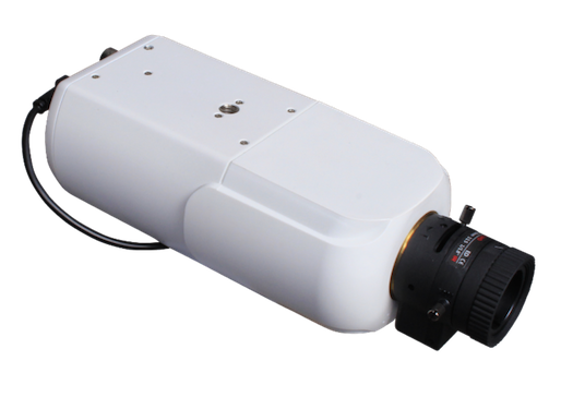 "Toshiba launched its ""Ultra HD"" IP video surveillance camera, which can capture 4K video in 3840 x 2160 resolution at a rate of 25 frames per second."