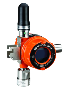 UEC has beta versions available of its Vanguard WirelessHART gas detector.